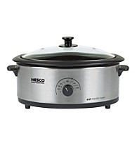 Nesco® 6-qt. Professional Roaster Oven - Stainless Steel