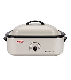 Nesco® 18-quart Roaster Oven - Ivory