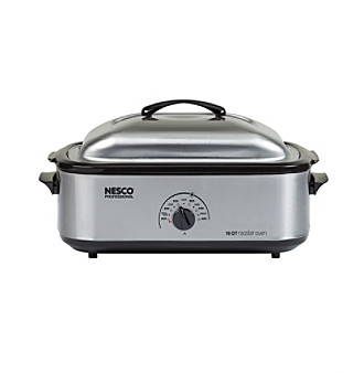 Nesco® Professional 18-qt. Roaster Oven - Stainless Steel