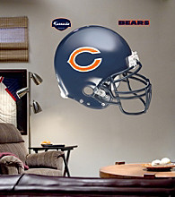 NFL® Chicago Bears Helmet Stick-on Wall Graphic