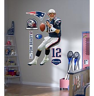 NFL® Tom Brady Wall Graphic