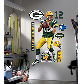 NFL® Aaron Rodgers Wall Graphic