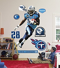 NFL® Chris Johnson Wall Graphic