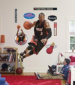 NBA® Miami Heat Dwyane Wade Drives Wall Graphic