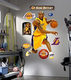 NBA® Los Angeles Lakers Kobe Bryant Wall Graphic