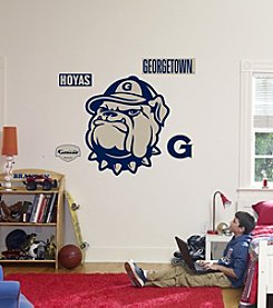NCAA® Georgetown Hoyas Stick-on Wall Graphics