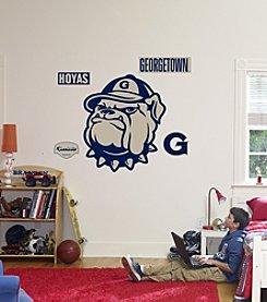 NCAA® Georgetown Hoyas Stick-on Wall Graphics