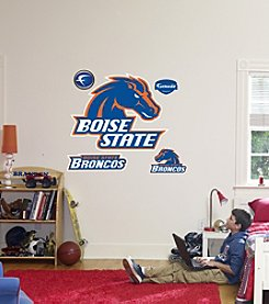 NCAA® Boise State Broncos Stick-on Wall Graphics