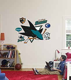 NHL® San Jose Sharks Wall Graphic