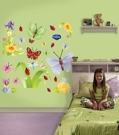 Fathead Butterflies Group Two Stick-on Wall Graphics