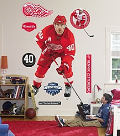 NHL® Detroit Red Wings Henrik Zetterberg Wall Graphic