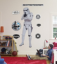 Stormtrooper Stick-on Wall Graphic