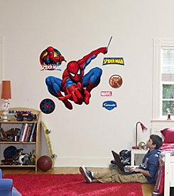Fathead Spider-Man Stick-on Wall Graphic
