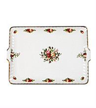 Royal Albert® Old Country Roses Fluted Serving Tray