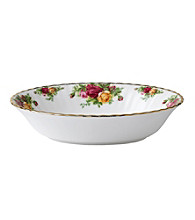 Royal Albert® Old Country Roses Open Vegetable Dish
