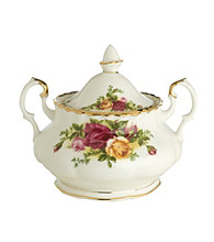 Royal Albert® Old Country Roses Covered Sugar Bowl
