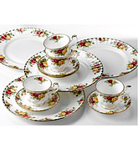 Royal Albert® Old Country Roses 12-pc. Dinner Set