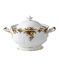 Royal Albert® Old Country Roses Covered Soup Tureen