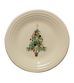 Fiesta® Dinnerware Christmas Tree Luncheon Plate