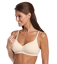Dynabelly Soft Cup Nursing Bra - Nude