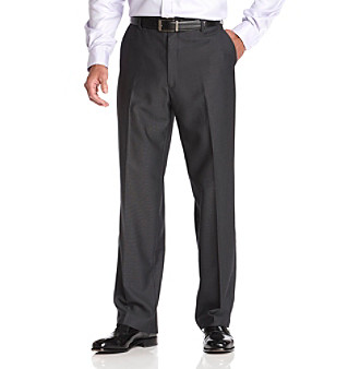 Kenneth Roberts Platinum® Men's Flat-Front Pants