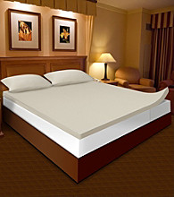 Future Foam™ Aura Latex Foam Mattress Topper