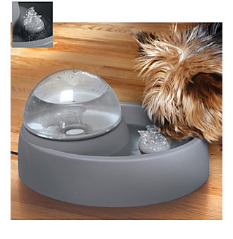 Animal Planet® Bubbling Pet Water Fountain