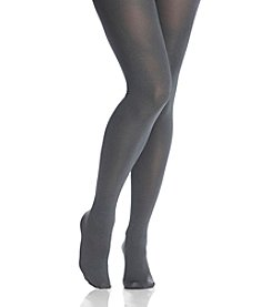 HUE® Super Opaque Tights with Control Top