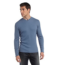 Calvin Klein Men's Knit Ribbed Shirt