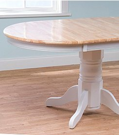 TMS Farmhouse Table - Natural/White