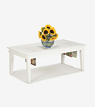 Home Styles® Cocktail Table - White