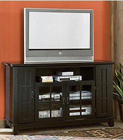 Home Styles® Arts & Crafts Entertainment Credenza - Ebony