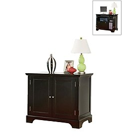 Home Styles® Bedford Compact Office Cabinet - Ebony