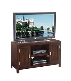 Home Styles® City Chic Entertainment Center - Espresso