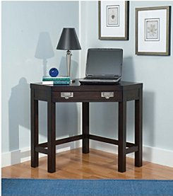 Home Styles® City Chic Corner Laptop Desk - Espresso