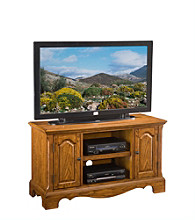Home Styles® Country Casual TV Stand - Oak