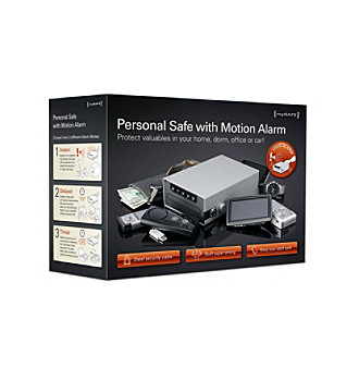 MySafe® Personal Alarm Smart Safe