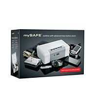 MySafe® Portable Alarm Smart Safe