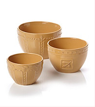 Sorrento 3-pc. Bowl Set