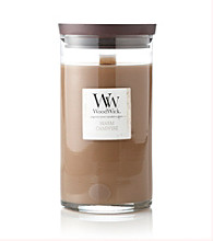 WoodWick® Jar Candle - Warm Campfire
