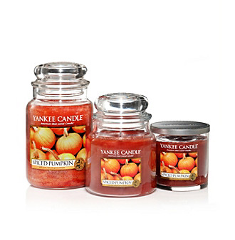 Product: Yankee Candle® Housewarmer® Spiced Pumpkin Candle Set :  aromatic candles home decor candles candle
