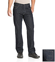 Calvin Klein Jeans® Men's Dark Wash Straight Leg Jeans