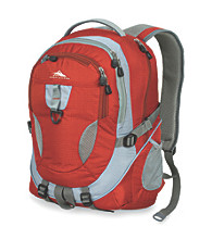 High Sierra® Stalwart Backpack - Pomodoro/Ash