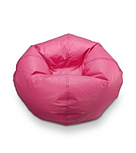 Ace Bayou Fuchsia Bean Bag Chair
