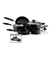 Farberware® Black Superior Nonstick 12-pc. Cookware Set