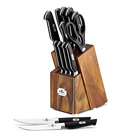 Paula Deen® Signature Cutlery 14-pc. Knife Block Set