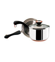 Paula Deen® Signature Stainless Steel Cookware 2-qt. Double Boiler Set