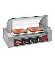 Great Northern Popcorn Company Big Dawg Professional 5-roller Hot Dog Machine with Cover