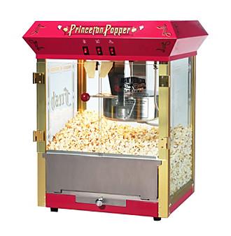 "Great Northern Popcorn Company ""Princeton"" 8-oz. Antique Popcorn Machine - Red"