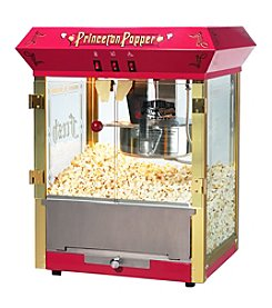 "Great Northern Popcorn Company ""Princeton"" 8-oz. Antique Popcorn Machine - Red"